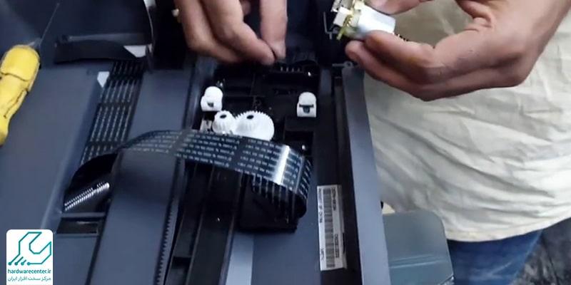 تعمیر اسکنر hp