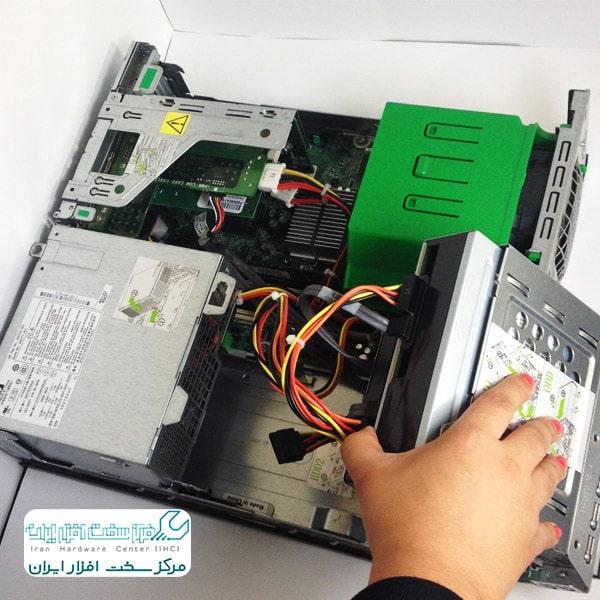 مرکز تعمیر کامپیوتر اچ پی