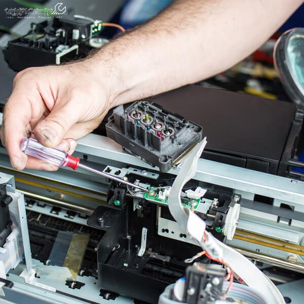 تعمیر پرینتر HP در تهران
