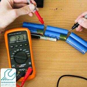 تعمیر باتری لپ تاپ اچ پی