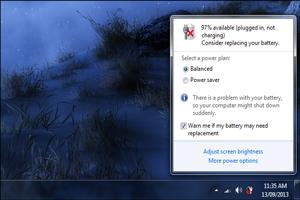 تعویض باتری لپ تاپ اچ پی