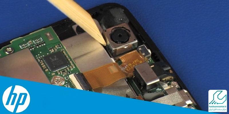 تعمیر دوربین تبلت اچ پی