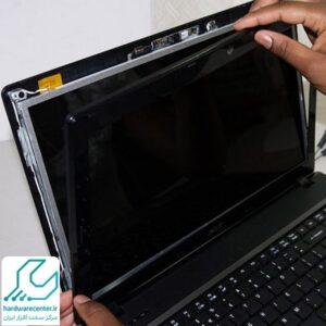 تعمیر ال سی دی لپ تاپ اچ پی