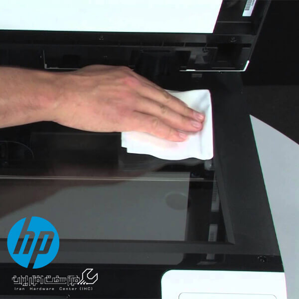 آموزش تمیز کردن لیزر اسکنر اچ پی