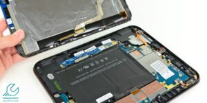 تعویض باتری تبلت اچ پی