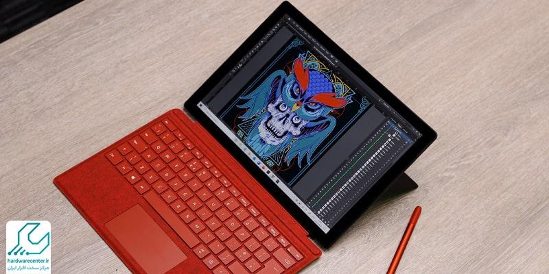لپ تاپ لمسی Microsoft Surface Pro 7
