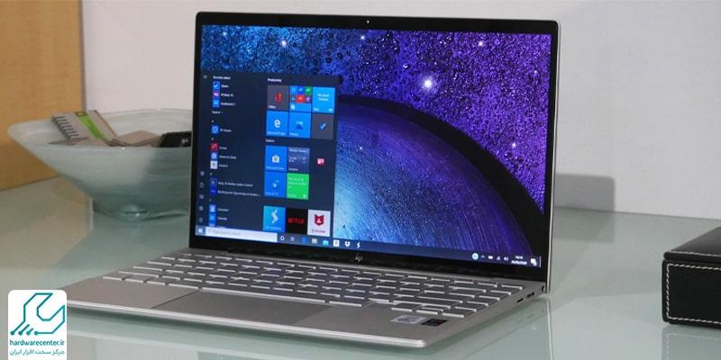 لپ تاپ لمسی HP Envy 13t