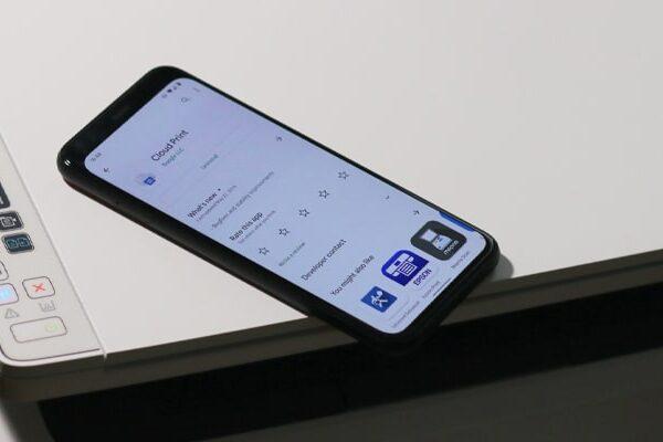 اپلیکیشن های پرینت با گوشی اندروید